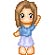 The third of many ADORABLE little pixels sent to us from Michelle (not me >__>)...